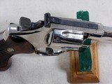 Smith & Wesson Model 27-2 In 357 Magnum With Nickel Finish - 5 of 11