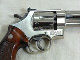 Smith & Wesson Model 27-2 In 357 Magnum With Nickel Finish - 2 of 11