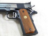 Colt Series '80 Gold Cup National Match 45 A.C.P. - 6 of 13