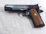 Colt Series '80 Gold Cup National Match 45 A.C.P. - 4 of 13