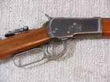 Winchester Model 1892 Standard Rifle In 44 W.C.F. - 3 of 20
