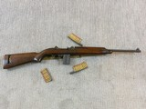 Inland Division Of General Motors Early Production M1 Carbine