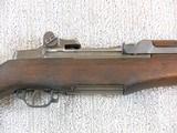 Winchester M1 Garand Rifle In Original Condition - 3 of 23
