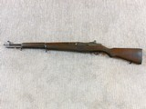 Winchester M1 Garand Rifle In Original Condition - 11 of 23