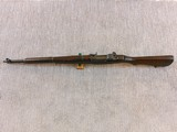 Winchester M1 Garand Rifle In Original Condition - 12 of 23