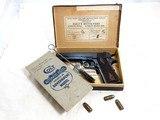 Colt Model 1911 Civilian With Original Box And Accessories 1922 Production