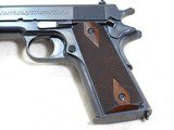 Colt Model 1911 Civilian With Original Box And Accessories 1922 Production - 11 of 22