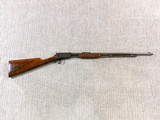 Winchester Model 62 22 Pump Rifle First Year Production Stunning Wood!