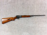 Winchester Early Model 63 Carbine In 22 Long Rifle