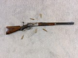 winchester deluxe model 1886 short rifle in 33 w.c.f.