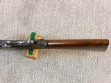Winchester Deluxe Model 1886 Short Rifle In 33 W.C.F. - 17 of 21