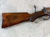 Winchester Deluxe Model 1886 Short Rifle In 33 W.C.F. - 3 of 21