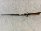 Winchester Deluxe Model 1886 Short Rifle In 33 W.C.F. - 16 of 21