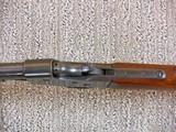 J. Stevens Arms Co. Model 70 Visable Loader 22 Pump Rifle - 13 of 20
