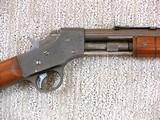 J. Stevens Arms Co. Model 70 Visable Loader 22 Pump Rifle - 4 of 20