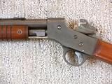 J. Stevens Arms Co. Model 70 Visable Loader 22 Pump Rifle - 20 of 20