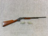 J. Stevens Arms Co. Model 70 Visable Loader 22 Pump Rifle - 1 of 20
