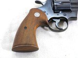 Colt Three Fifty Seven Revolver New with Box Forerunner Of The Colt Python - 12 of 23