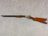 Winchester Model 1906 ExpertWith Half Niclel Finish