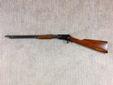 Winchester Very Fine Early 1906 In 22 Short Only - 2 of 21