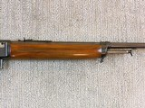 Winchester Model 1907 Military And Police 351 Self Loading Rifle In New Condition - 5 of 22