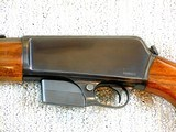 Winchester Model 1907 Military And Police 351 Self Loading Rifle In New Condition - 9 of 22