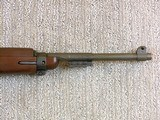 Winchester Late Production M 1 Carbine From The Winchester Firearms Collection In New Haven Conn. - 7 of 25