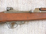 Winchester Late Production M 1 Carbine From The Winchester Firearms Collection In New Haven Conn. - 5 of 25