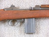 Winchester M1 Carbine With Very Early Serial Number - 3 of 19
