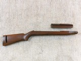 Inland Division Of General Motors Complete Early M2 Stock And Handguard
