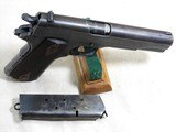Colt Model 1911 Military 1918 Production With Heart Shaped Openings In Grip Frame - 10 of 19