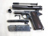 Colt Model 1911 Military 1918 Production With Heart Shaped Openings In Grip Frame - 19 of 19