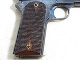 Colt Model 1905 With The Rare Factory Shoulder Stock Cut Out - 3 of 19