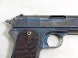 Colt Model 1905 With The Rare Factory Shoulder Stock Cut Out - 5 of 19
