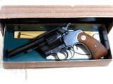 Colt Model Marshal Revolver New With Original Box