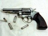 Colt In Rare Viper Model With Nickel Finish