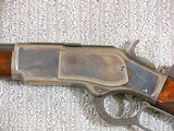 Winchester Deluxe Model 1873 Rifle With Factory LetterIn 44 W.C.F. - 5 of 25