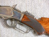 Winchester Deluxe Model 1873 Rifle With Factory LetterIn 44 W.C.F. - 6 of 25