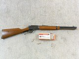 Marlin Model 1894 CS Carbine In 357 Magnum -38 Special