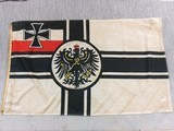 Imperial German Battle Flag From World War One