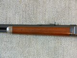 Winchester Model 1892 Rifle Takedown Threaded For The Maxim Silencer - 11 of 25