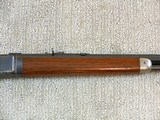 Winchester Model 1892 Rifle Takedown Threaded For The Maxim Silencer - 5 of 25