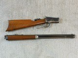 Winchester Model 1892 Rifle Takedown Threaded For The Maxim Silencer - 24 of 25