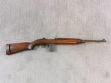 Saginaw Gear M1 Carbine In Rare Grand Rapids Production All Original Condition