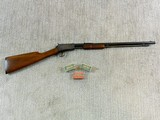 Winchester Model 1906 [06] In Last Year Of Production
