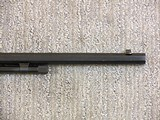 Winchester Model 1890 In Rare Semi Deluxe With Factory Letter - 6 of 25