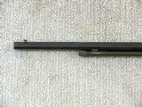 Winchester Model 1890 In Rare Semi Deluxe With Factory Letter - 8 of 25