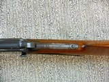Winchester Model 1890 In Rare Semi Deluxe With Factory Letter - 14 of 25