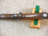 Winchester Model 1890 In Rare Semi Deluxe With Factory Letter - 19 of 25