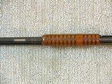 Winchester Model 1890 In Rare Semi Deluxe With Factory Letter - 20 of 25